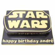 "Gateau ""Star Wars Logo""! 15-20parts"
