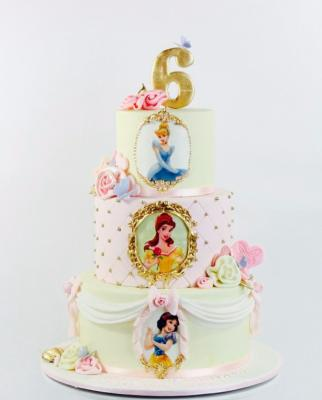 Pièce montee Princesses Disney 25-30parts