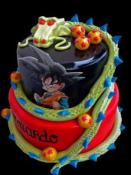 "Gâteau ""Dragon Ball"""