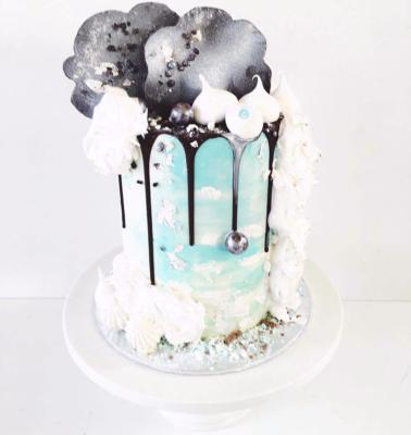 "Drip cake ""Rêve d'horizon"" 15-20parts"