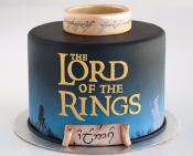 "Gateau ""Lord of the ring""! 15-20parts"