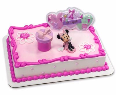 Gâteau Minnie 15-20 parts