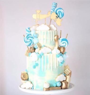 "Drip cake ""My little  Dream "" 25-30 parts"