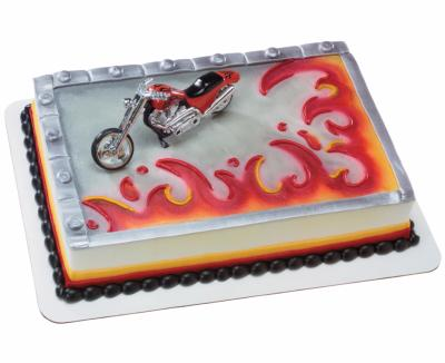 Gâteau Bikers 15-20  parts