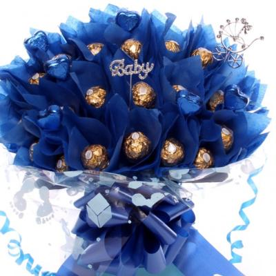 Candy Bouquet Ferrero Rocher Baby girl