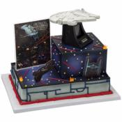 Gâteau Star Wars Falcon Millénium 20-25 parts
